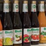 Biotta-Produkte im Regal