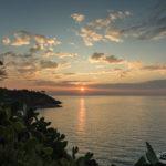 Sonnenaufgang auf Elba