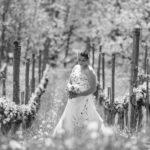 Braut im Rebberg