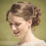 Kopf der Braut