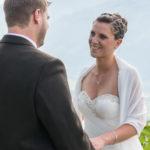 Brautpaar erstes Treffen